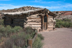 Wolfe Ranch in Arches National Park, Utah Royalty Free Stock Photography