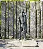 Wolfe Tone Statue, Dublin Royalty Free Stock Image