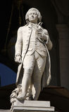 Wolfgang Amadeus Mozart Royalty Free Stock Image