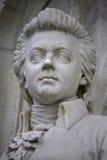Wolfgang Amadeus Mozart Stock Photography