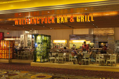 Wolfgang Puck Bar and Grill at MGM in Las Vegas, NV on August 06 Stock Photo