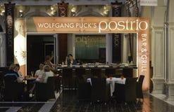 Wolfgang Puck postrio stock photography