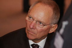 Wolfgang Schaeuble Stock Photography