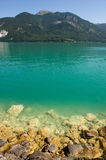 Wolfgangsee in Austria Stock Photo