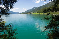 Wolfgangsee in Austria Stock Image