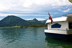 Wolfgangsee Austria Royalty Free Stock Images