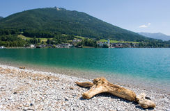 Wolfgangsee in Austria Royalty Free Stock Images