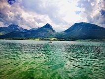 Wolfgangsee Stock Photo