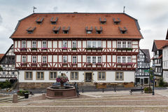 Wolfhagen, Alemanha Foto de Stock Royalty Free