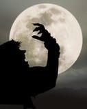 Wolfman Ändern vektor abbildung