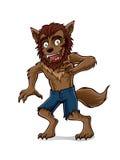 Wolfman Immagini Stock Libere da Diritti