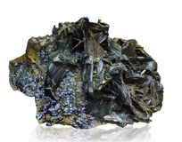 Wolframite Royalty Free Stock Photos