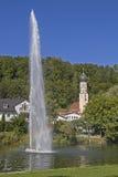 Wolfratshausen Stock Photography