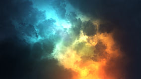 wolk vector illustratie