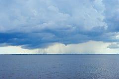 Wolke auf dem Meer Lizenzfreie Stockfotografie