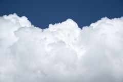 Wolke im Himmel Stockbilder