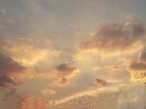 Wolke Pegasus Lizenzfreies Stockfoto