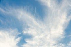 Wolke und bluesky Lizenzfreie Stockbilder