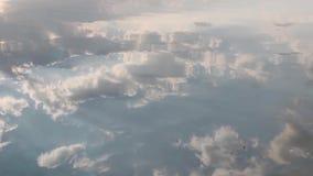 Wolke und Wasser stock footage