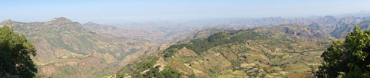 Wolkefit Pass, Ethiopia, Africa Royalty Free Stock Image
