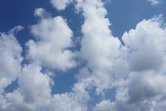 Wolken über Okinawa 2 Lizenzfreie Stockfotografie