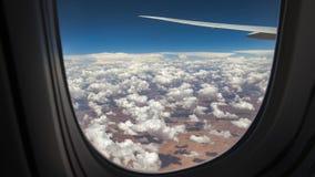 Wolken über Südafrika lizenzfreie stockbilder