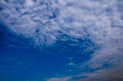 Wolken! Lizenzfreie Stockfotos