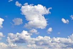 Wolken Lizenzfreie Stockfotos