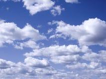 Wolken Stockfoto