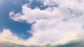 Wolken stock videobeelden