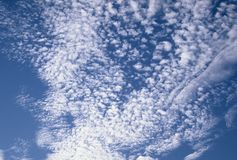Wolken Stockfotografie