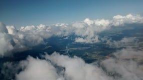 Wolken Στοκ εικόνα με δικαίωμα ελεύθερης χρήσης