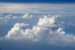 Wolken Royalty-vrije Stock Fotografie
