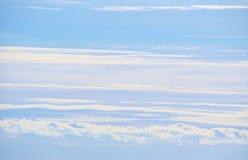 Wolken 2016-12-11 001 Stock Fotografie