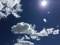 Wolken 006 Lizenzfreie Stockbilder