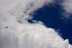 Wolken auf dem Horizont Lizenzfreie Stockfotografie