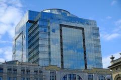 Wolken-Büro Stockbilder