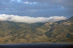 Wolken-Decke Lizenzfreies Stockfoto