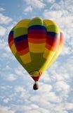 Wolken en Ballon Stock Fotografie