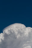 Wolken en blauwe hemel Stock Foto