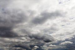 Wolken en hemel royalty-vrije stock fotografie