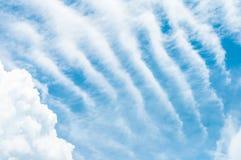 Wolken im Himmel Stockbilder