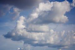 Wolken im Himmel Lizenzfreie Stockfotografie