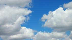 Wolken im Himmel Lizenzfreie Stockfotos
