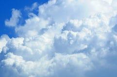 wolken textuur Royalty-vrije Stock Fotografie