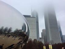 Wolken-Tor Lizenzfreie Stockfotos