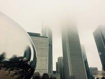 Wolken-Tor Lizenzfreies Stockbild