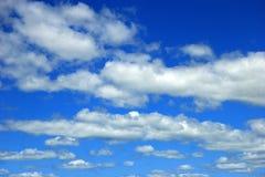 Wolken und Himmel Lizenzfreies Stockbild