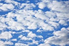 Wolken und Himmel stockfotografie