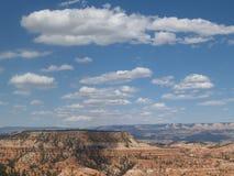 Wolken und MESAs Stockbilder